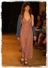 Viscose Print Twyla Jumpsuit & Cashmere Shrug